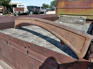 1930 1931 Ford Model A Rat Rod Dash Panel Rail Fordor Town Sedan