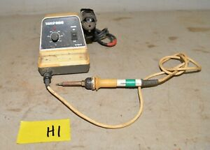 Hakko 926 Soldering Station Control With 900 Iron Jeweler Electricians Tool H1