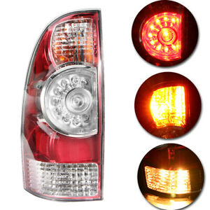 Rear Led Tail Light Left Driver Side For Toyota Tacoma 2005 2015 8156004160 New