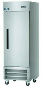 Arctic Air Ar23 Commercial Single Door Stainless Steel Commercial Refrigerator