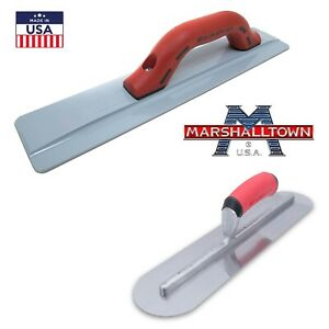 Concrete Finishing Tools Magnesium Float 18 x3 1 8 16 x4 Rounded Trowel