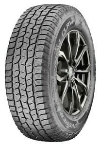 4 New Cooper Discoverer Snow Claw 265x70r16 Tires 2657016 265 70 16