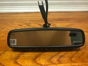 2003 2007 Nissan Murano Rear View Mirror Compass Auto Dimming Home Link