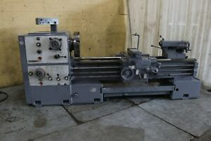 26 X 72 Summit Gap Bed Engine Lathe Yoder 72806