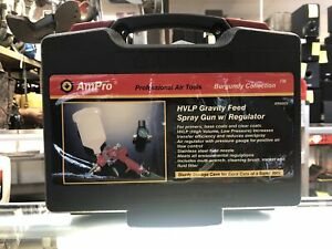 Ampro Ar6025 Hvlp Gravity Feed Spray Gun
