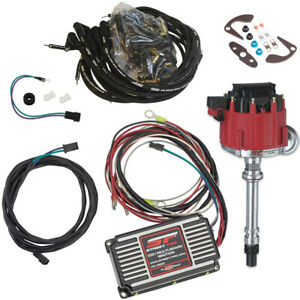 Msd 8362 Street Fire Chevy Hei Distributor Ignition Kit 5520 5553