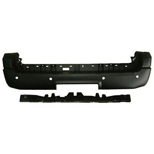Fo1100370 New Replacement Rear Bumper Cover Fits 2003 2006 Ford Expedition