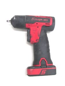 Snap On Tools 14 4v Cordless 1 4 Impact Wrench Ct725