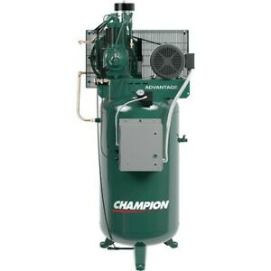 Air Compressor Champion Vertical Tank Vr5 8 5 Hp Free Shipping From Factory