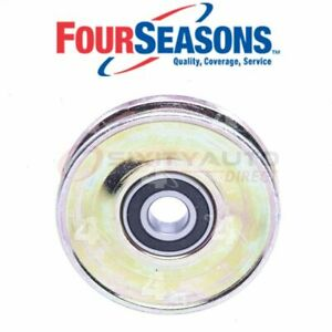 Four Seasons Drive Belt Idler Pulley For 1966 1983 Dodge Charger Engine Sx