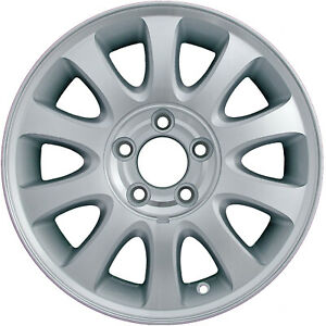 02151 Refinished Chrysler Town Country 2001 2003 16 Inch Wheel