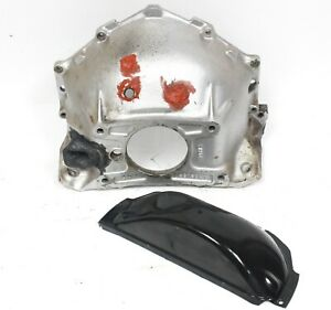 1962 1967 C10 C20 Manual Transmission Bellhousing W Dust Cover Used Gm 3815891
