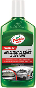 Turtle Wax T 43 2 in 1 Headlight Cleaner And Sealant 9 Oz