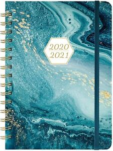 2020 2021 Planner Academic Weekly Monthly Planner With Tabs Jul 2020 Jun