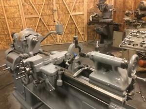 16 X 36 South Bend Lathe Toolroom Latheextra Tooling