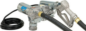Gpi 12 Volt Fuel Transfer Pump 15 Gpm Model M 150s Em