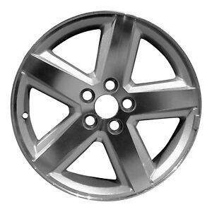 2309 Reconditioned Oem Aluminum Wheel 18x7 Fits 2008 2010 Dodge Avenger