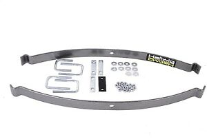 Hellwig 981 Ez 990 Helper Spring Kit Fits 05 13 Tacoma