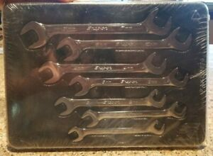 New Sealed Snap On Metric Angle Head Wrench Set Vsm807b