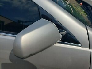 2008 Cadillac Sts V Passenger Side View Mirror Silver Right Side Loaded