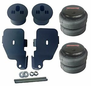 Air Ride Suspension For 65 70 Chevy Impala Front 2500 Air Bags Mounting Brackets