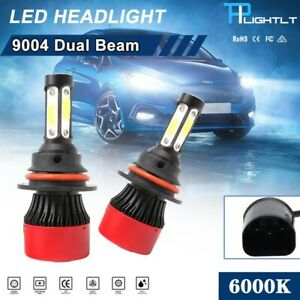 4 sides 9004 Hb1 Led Headlight Conversion Bulb 120w 20000lm High Low Beam White