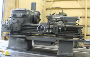 19 X 30 Lodge Shipley Engine Lathe Yoder 63527