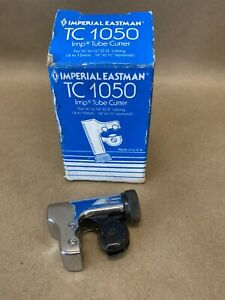 Imperial Eastman Tc 1050 Tubing Cutter Imp Tube Cutter Made In Usa 1 8 1 2