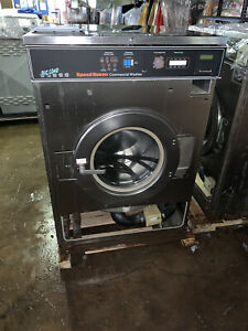 7 Speed Queen 50lb Commercial Washers good Condition no Cashier Checks
