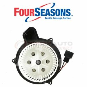 Four Seasons Hvac Blower Motor For 2012 2017 Fiat 500 1 4l L4 Heating Air Ns
