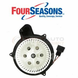 Four Seasons Hvac Blower Motor For 2017 Fiat 500x 1 4l 2 4l L4 Heating Air Tc