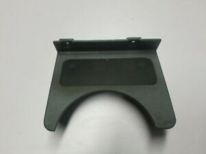 87 91 Jeep Wrangler Yj Dash Indicator Light Bezel Trim Grey Gray