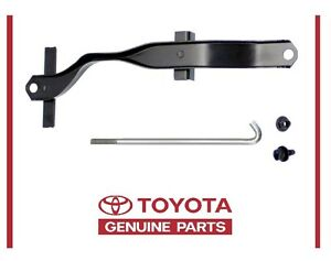 2012 2016 Toyota Camry Battery Hold Down Bracket Clamp Kit 74404 06130