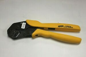 Anderson Power Products 1309g4 Hand Crimp Tool Pp75 Frame Sb50 Die 6 12 Awg
