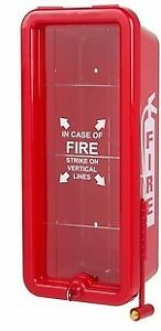 6 Heavy Duty Plastic Fire Extinguisher Cabinets 5