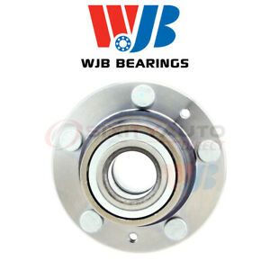 Wjb Wheel Bearing Hub Assembly For 2003 2004 Mazda 6 2 3l 3 0l L4 V6 Vg