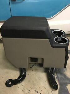 2008 2010 Ford F250 F350 F450 Super Duty Center Console New Oem Takeoff Complete