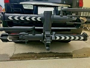 Solas Reflective Shapes Trailer Hitch Bike Racks Hitch Mounted Carriers