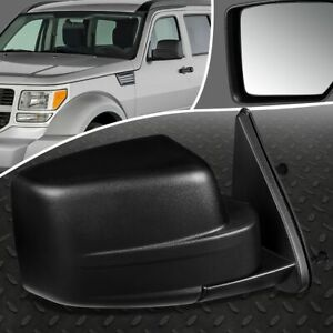 For 07 11 Dodge Nitro Oe Style Power Passenger Right Side Rear View Door Mirror