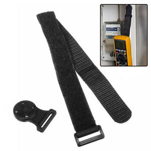 Useful Multi meter Strap Durable Strong Magnet Hanging Loop Fits Fluke Tpak Best