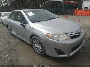 Audio Equipment Radio Display And Receiver Am fm cd Fits 12 Camry 723046