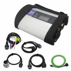 Mb Star C4 Sd Connect Compact4 Multiplexer Diagnostic Tool For Mercedes Benz Us
