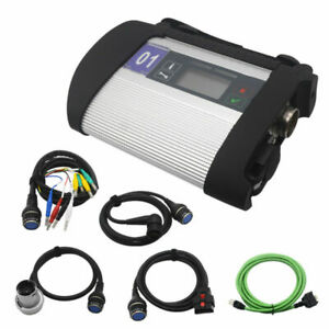 For Mercedes Benz Mb Star C4 Sd Connect Compact4 Multiplexer Diagnostic Toolset