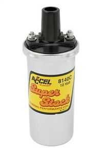 Accel 8140c Super Stock Universal Performance Coil