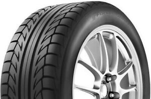 2 X New 235 45zr17 W Bfgoodrich G force Sport Comp 2 235 45 17 Tires
