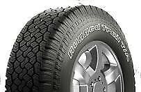 2 X New Lt265 70r17 10 R Bfgoodrich Rugged Trail T A 265 70 17 Tires