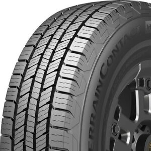 New 265 70r17 T Continental Terrain Contact H T 265 70 17 Tire