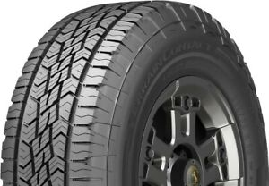 4 X New 245 65r17 T Continental Terraincontact A t 245 65 17 Tires