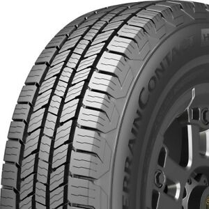 New 245 65r17 T Continental Terrain Contact H t 245 65 17 Tire