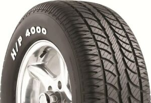 2 X New P235 60r14 T Hercules H p 4000 235 60 14 Tires